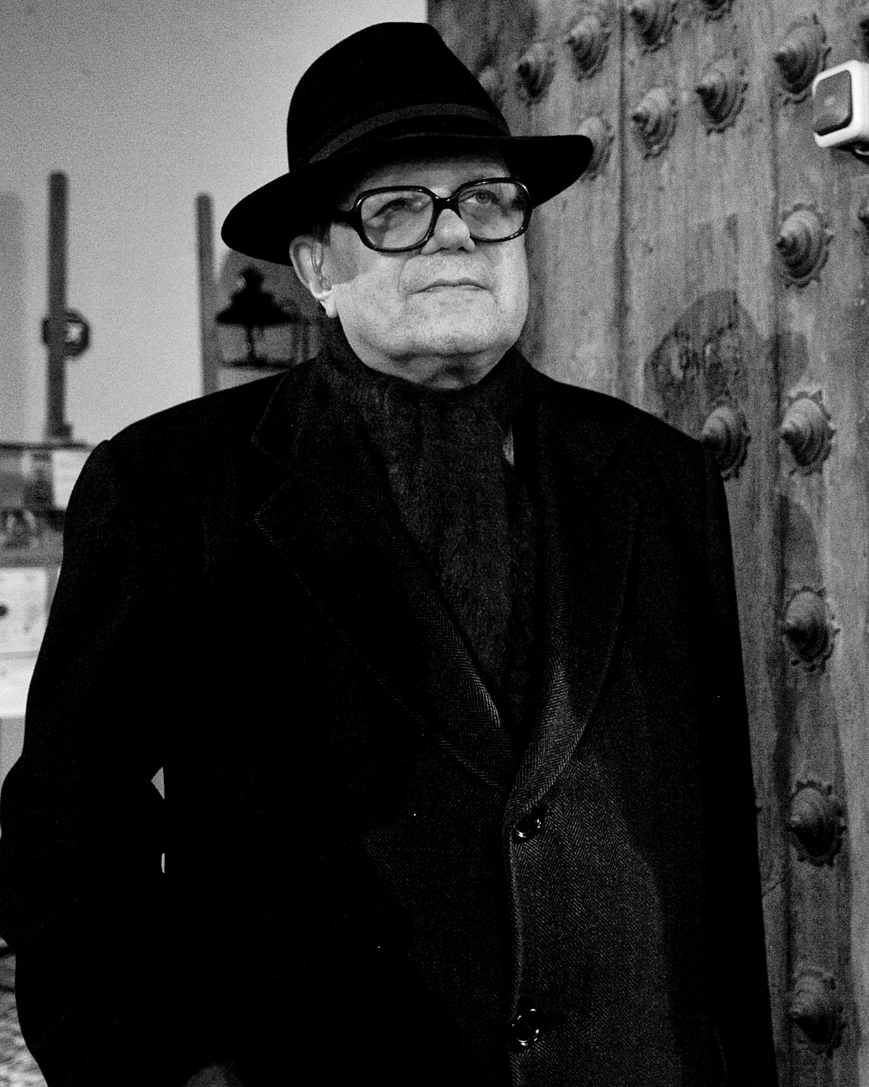 El poeta Pere Gimferrer.