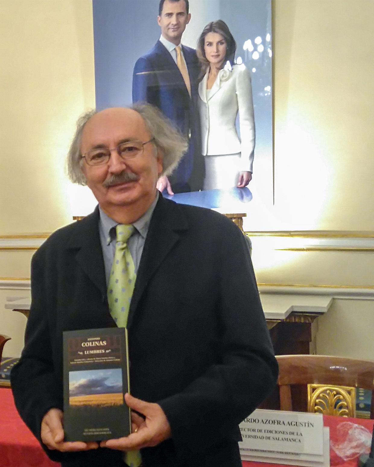 Antonio Colinas.