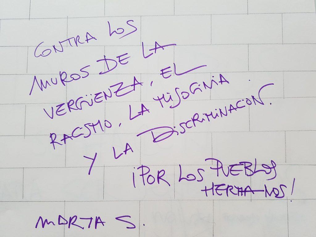 Grafiti - Marta Sanz