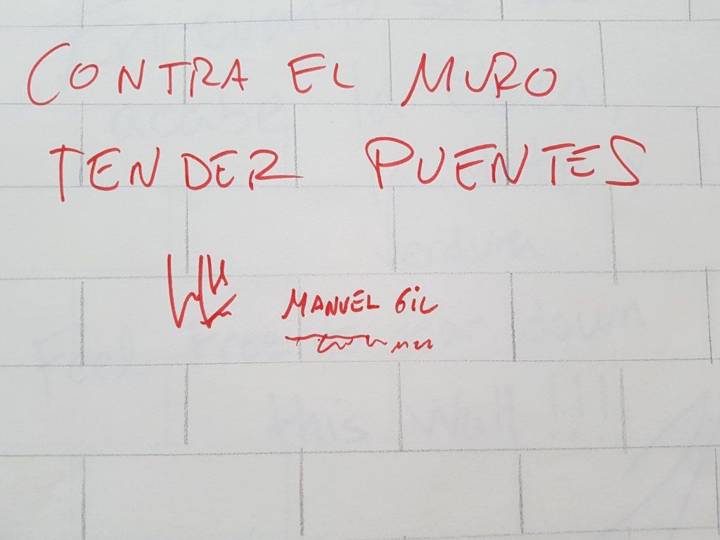 Grafiti - Manuel Gil