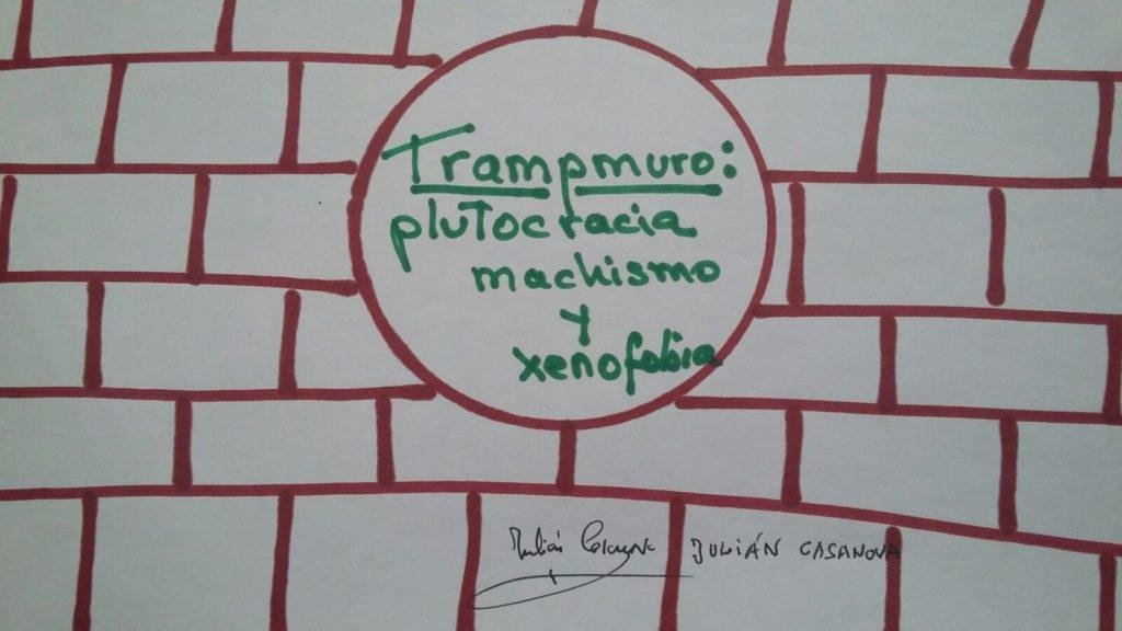 Grafiti de Julián Casanova