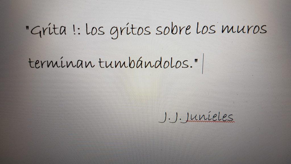 Grafiti de J. J. Junieles