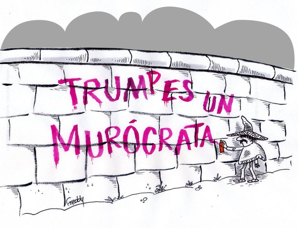 Grafiti de Freddy Ortega