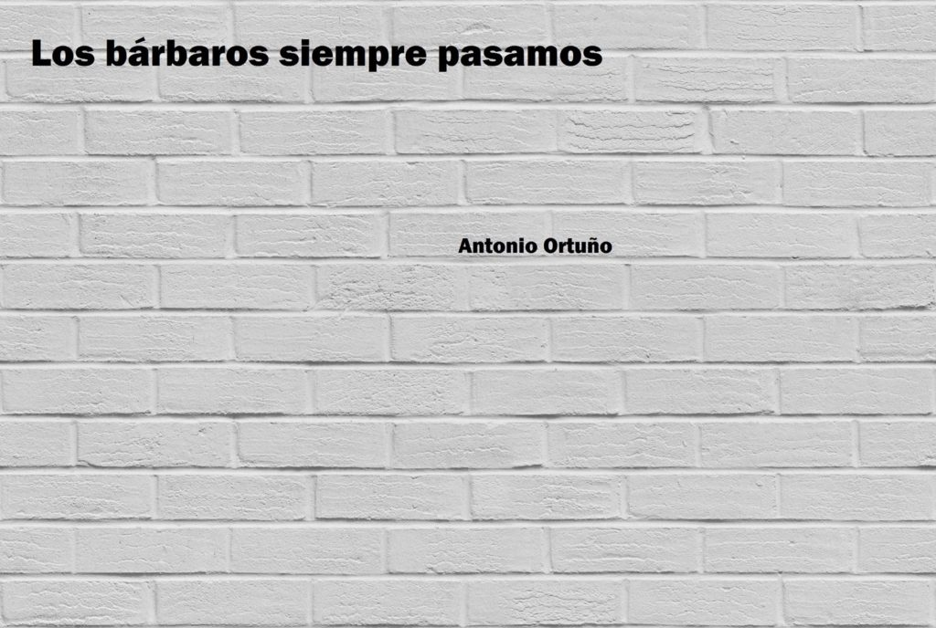 Grafiti literario de Antonio Ortuño