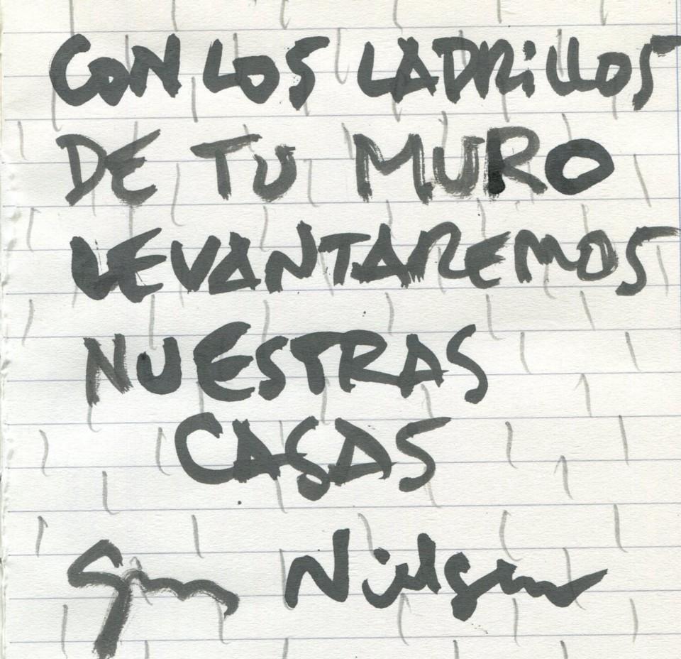Grafiti de Gustavo Nielsen