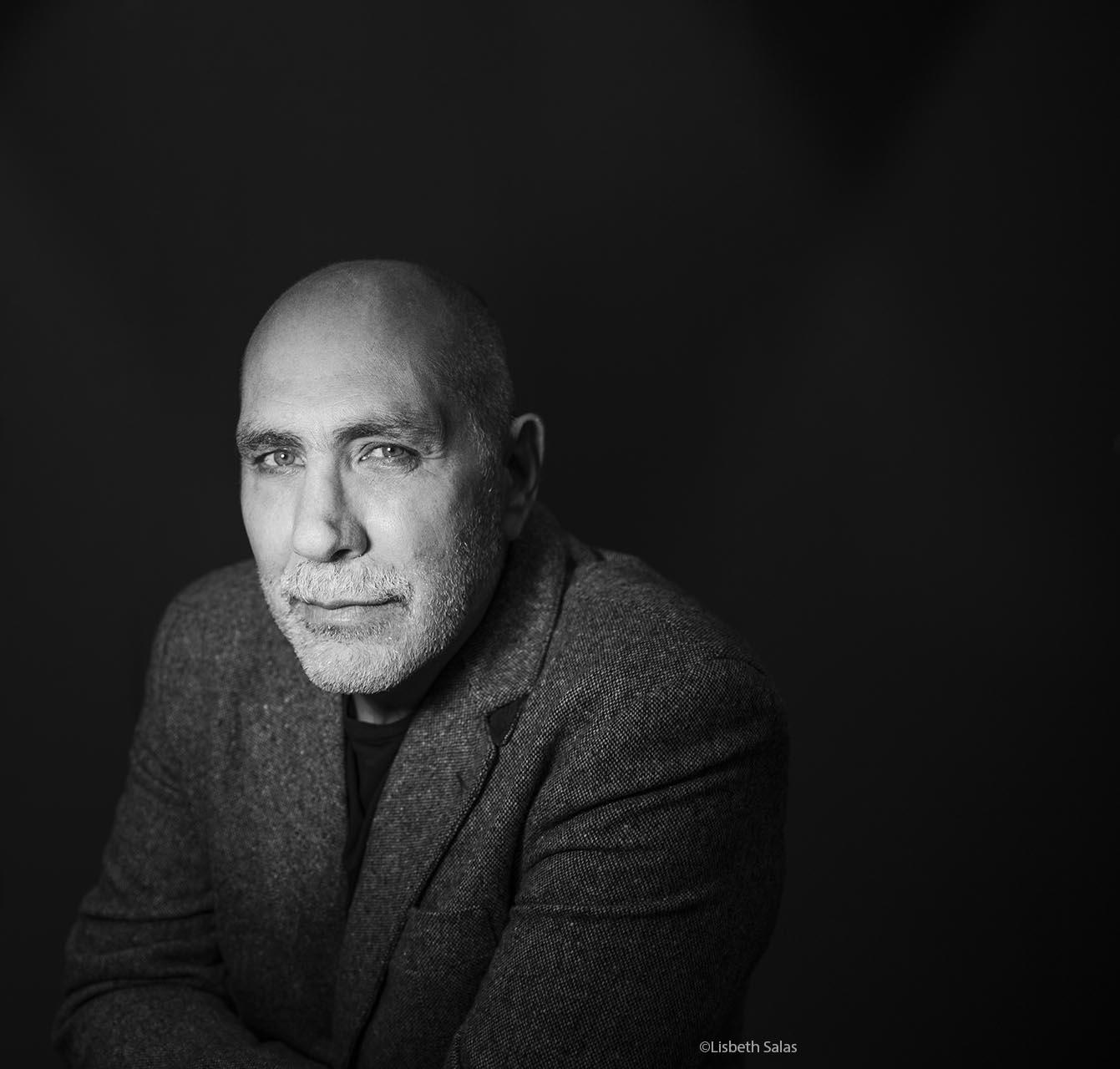 El escritor y cineasta mexicano Guillermo Arriaga. / FOTOGRAFÍA DE LISBETH SALAS