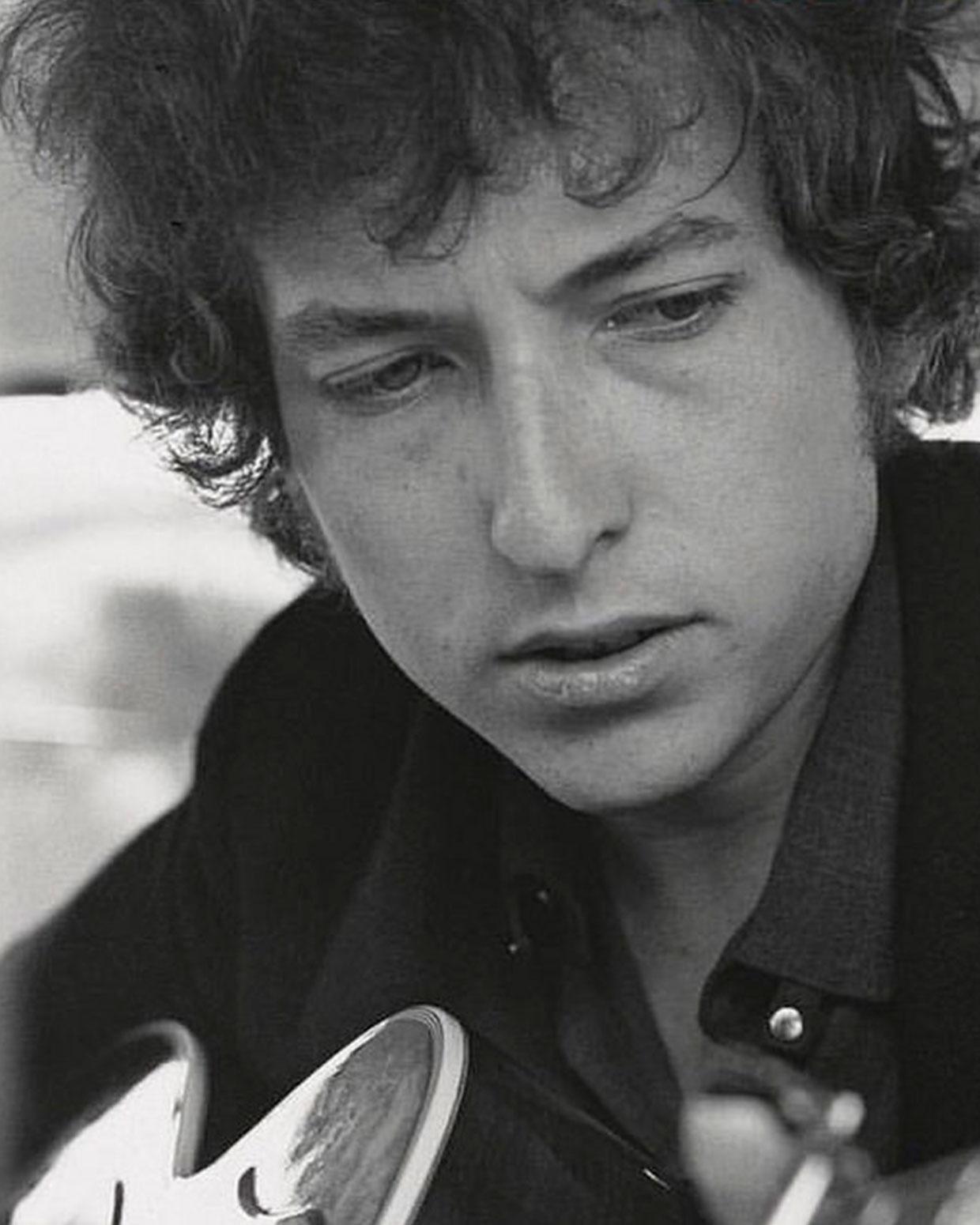 Bob Dylan, ganador del Nobel de Literatura 2016.