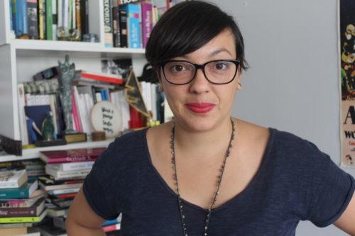 Natalia Borges Polesso, escritora de Brasil. / Fotografía de Gabriela Oltramari