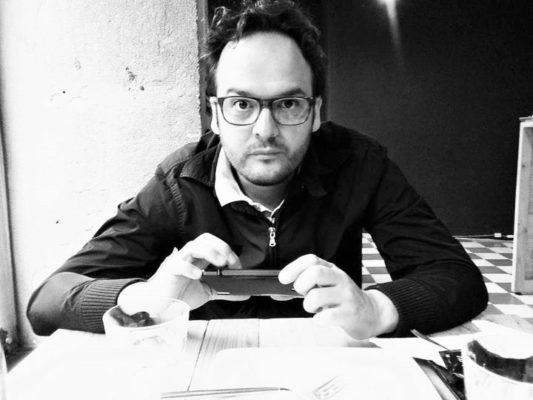 Juan Cárdenas, escritor de Colombia.