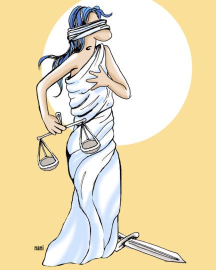 Ilustración de Nani para el Dicccionario de colombianismos.