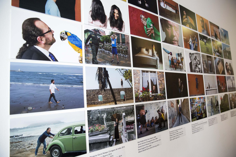 Exposición de Mordzinski en la FILBo.