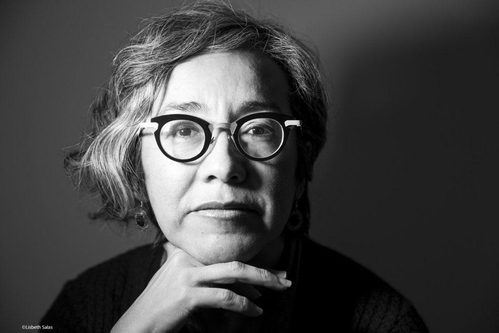 La escritora mexicana Cristina Rivera Garza. / Fotografía de Lisbeth Salas