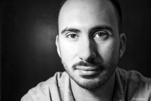 Carlos Fonseca, escritor de Costa Rica. /Fotografía de Lisbeth Salas