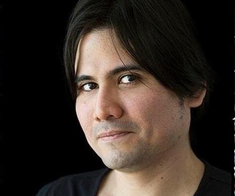 Juan Manuel Robles, escritor peruano. /Fotografía de Daniel Mordzinski