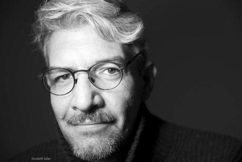 Emiliano Monge, escritor de México. /Fotografía de Lisbeth Salas