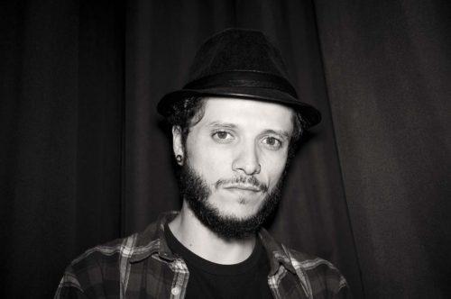 Cristian Romero, escritro colombiano. /Fotografía de Lisbeth Salas