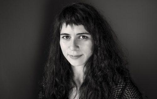 Mariana Torres, escritora brasileña. /Fotografía de Lisbeth Salas