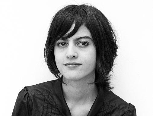 Brenda Lozano, escritora de México.
