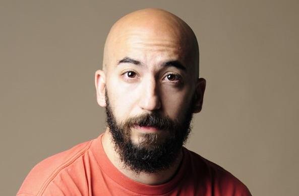 Diego Erlan, escritor de Argentina. / Fotografía de Alejandra López