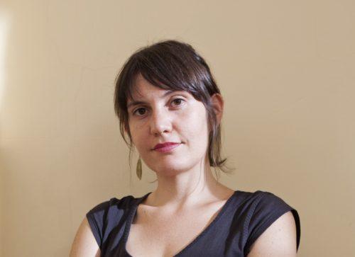 Laia Jufresa, escritora de México. / Fotografía de Consuelo Leal