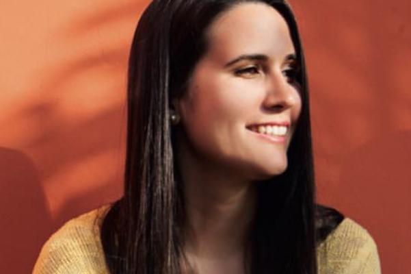 María José Caro, escritora peruana.