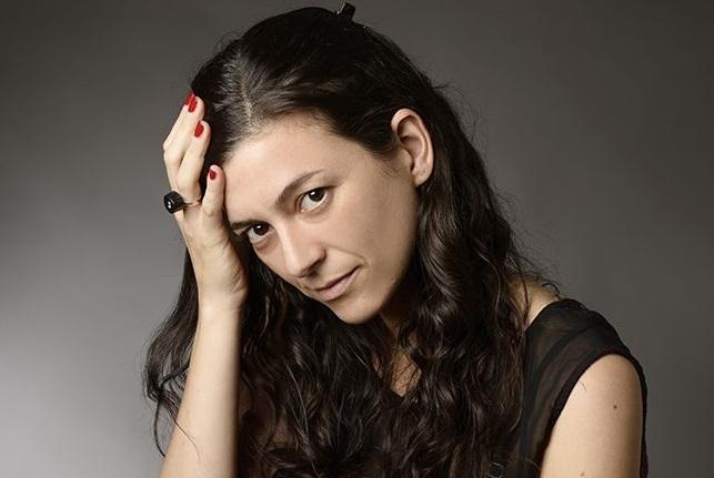 Samanta Schweblin, escritora argentina.