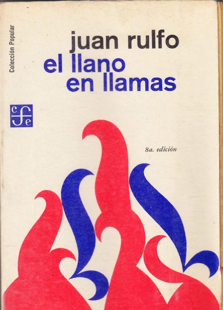 Portada de 'El llano en llamas', editado por el Fondo de Cultura Económica, de México.
