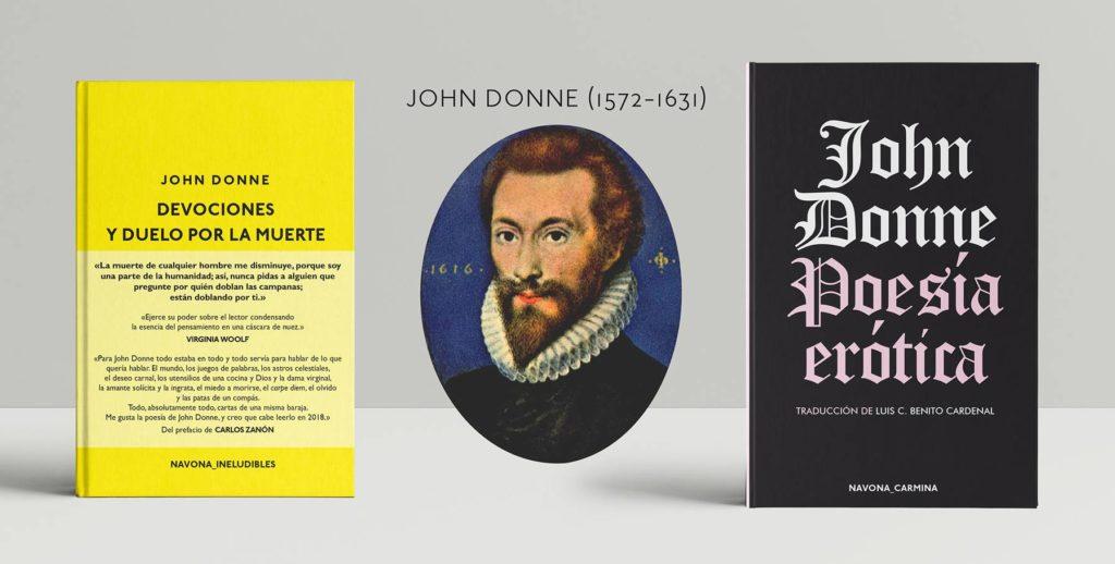 John Donne Y Su Duelo Por La Muerte Y Poemas Eróticos Que