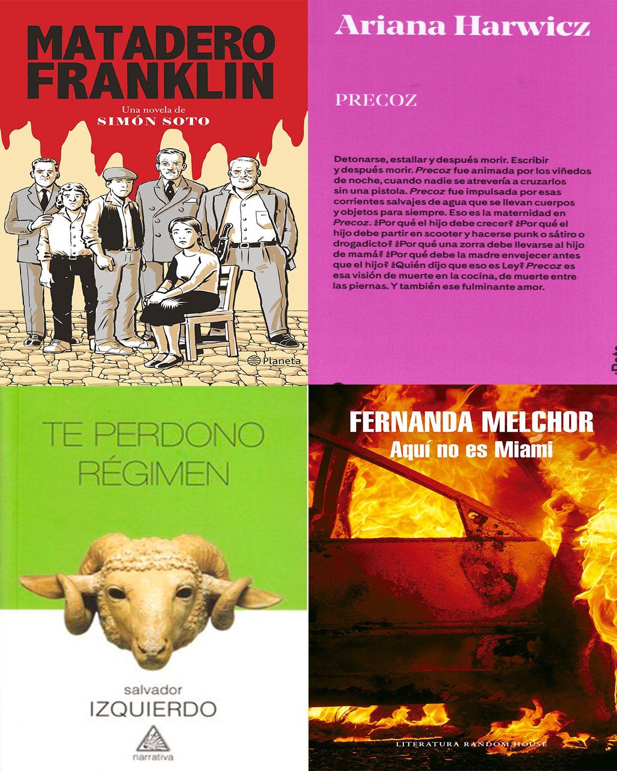 Diez escritores latinoamericanos por los que apuestan los libreros este  comienzo de año 2e7ff1735adbe