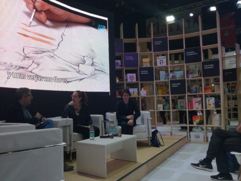 Clásicos catalanes, novela negra y libros ilustrados en la FIL de Buenos