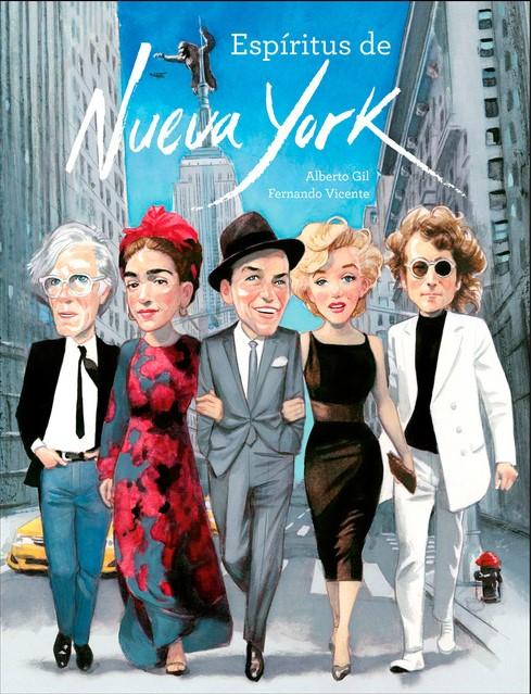 Nueva York como inspiración de grandes escritores y ellos como creadores del espíritu