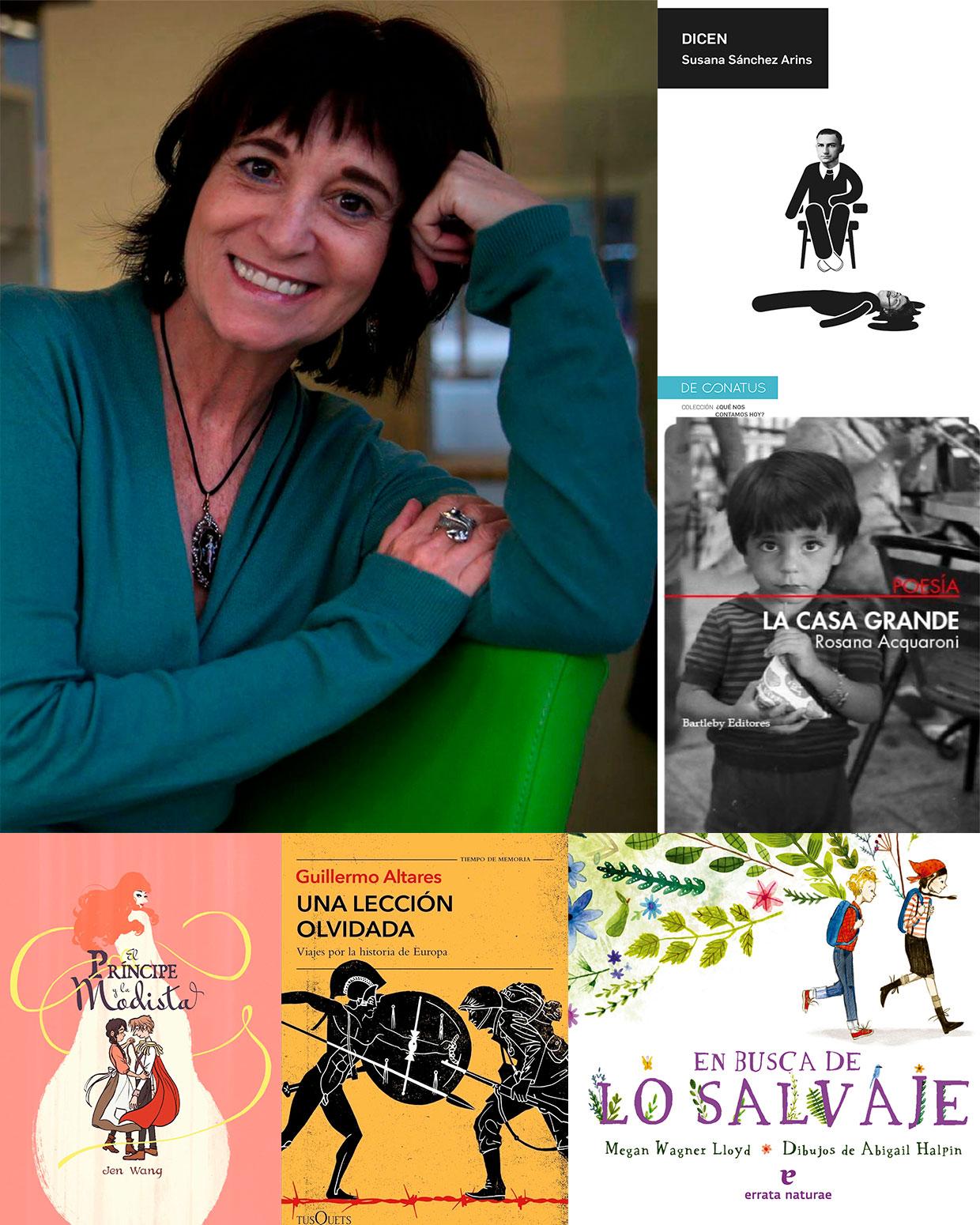 Las librerías de Madrid premian obras que recuerdan lo