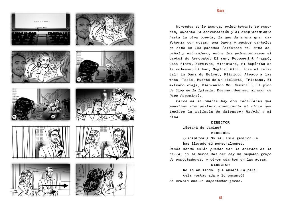 Pedro Almodóvar recuerda cómo escribió el guion de 'Dolor y gloria' y cuál fue su primer