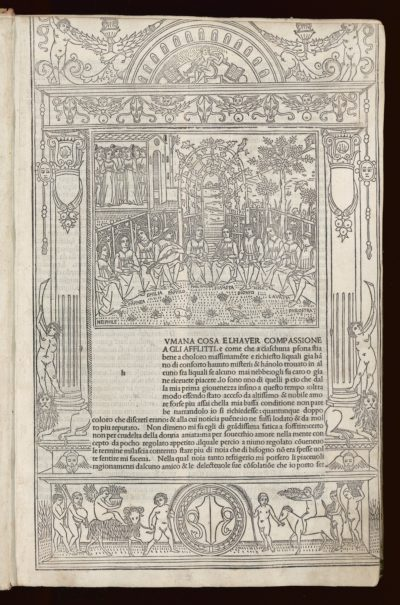 'Decamerón', de Boccaccio: seguir sus pasos literarios en una cuarentena por el