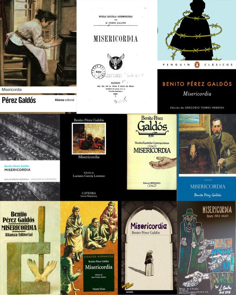'Misericordia', de Galdós, la obra que regalaría la librería Los editores, de
