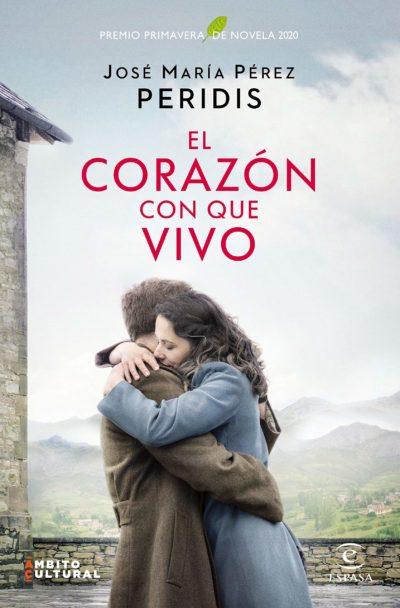 Peridis cuenta el origen de su novela 'El corazón con que vivo' sobre la Guerra Civil española y la