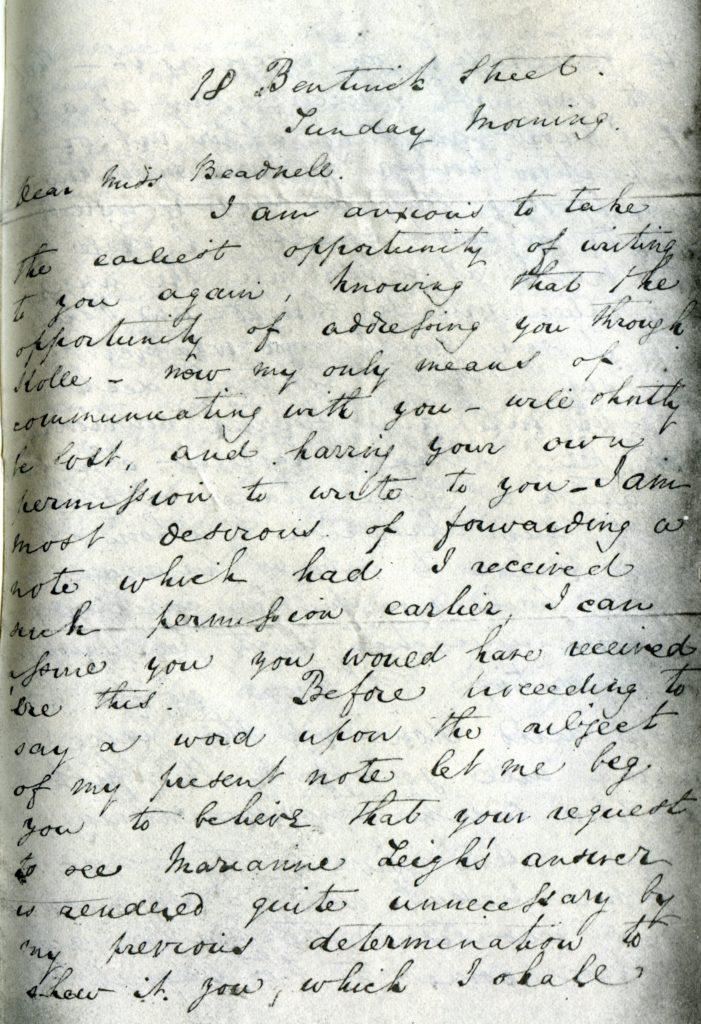 El amor juvenil de Charles Dickens que guarda el secreto de su gran