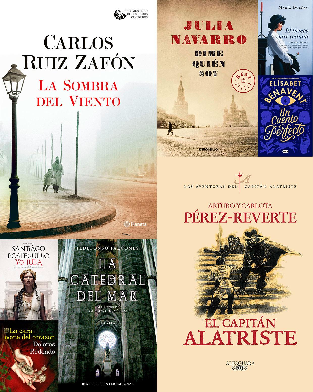 Dos Décadas Del éxito Del Best Seller Español Internacional Claves Literarias Y Evolución Wmagazín
