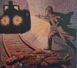 La tercera y feliz resurrección de Sherlock Holmes sucede en
