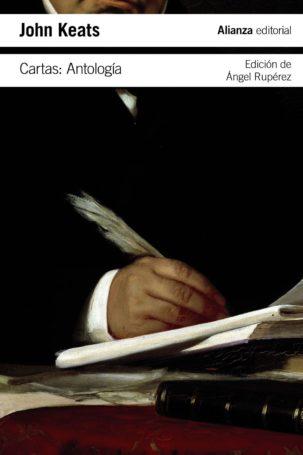 Portada de 'Cartas. Antología', de John Keats.